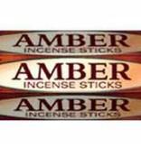 Hem Sticks Amber 20g
