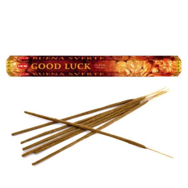 Hem Sticks Good Luck 20G