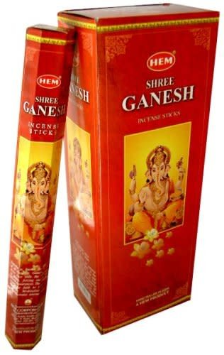 Hem Sticks Shree Ganesha Incense 20g