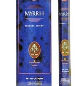 Hem Sticks Myrrh 20G