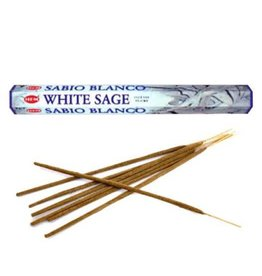 Hem Sticks White Sage 20G