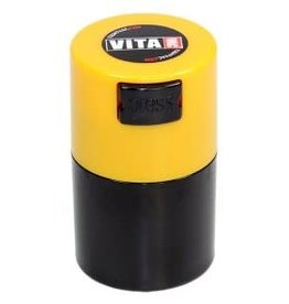 VitaVac 0.06 liter Yellow Cap/Black Body