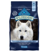 Blue Buffalo Blue Buffalo Wilderness Grain Free  Senior Chicken