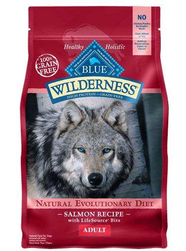 Blue Buffalo Blue Buffalo Wilderness Grain Free Adult Salmon