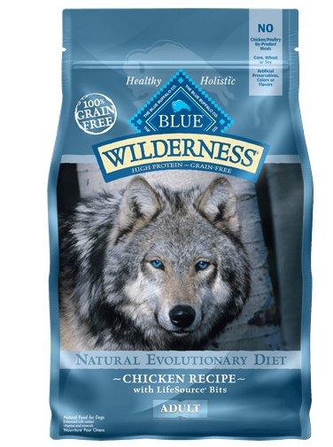 Blue Buffalo Blue Buffalo Wilderness Grain Free Adult Chicken