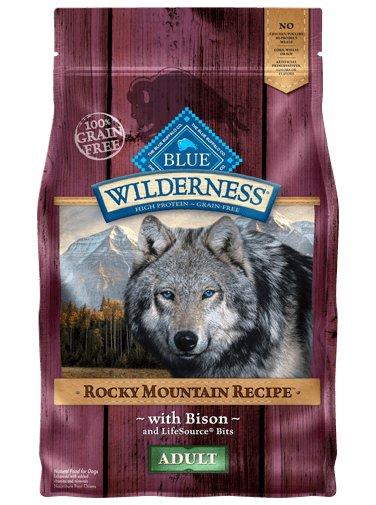 Blue Buffalo Blue Buffalo Wilderness Grain Free Rocky Mountain Bison