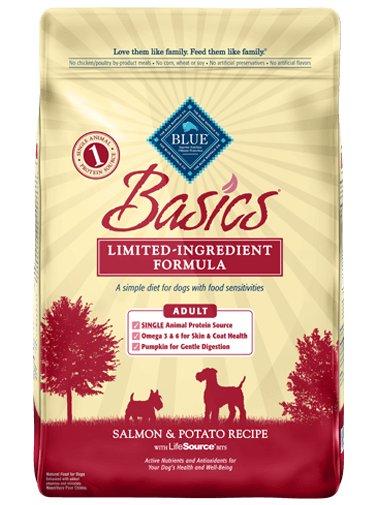 Blue Buffalo Blue Buffalo Basics Adult Salmon & Potato