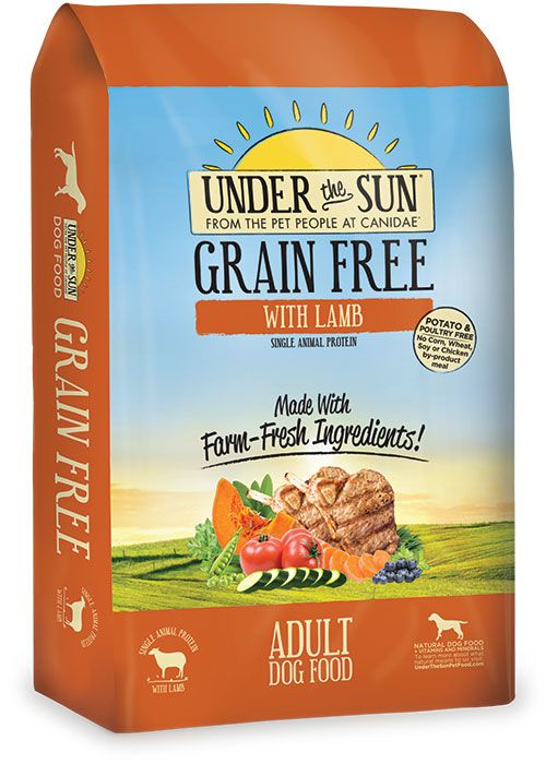 Canidae Canidae® Under The Sun® Grain Free with Lamb Adult Dog Food
