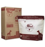 Steves Raw Steves Real Food Raw Frozen Beef Canine Recipe