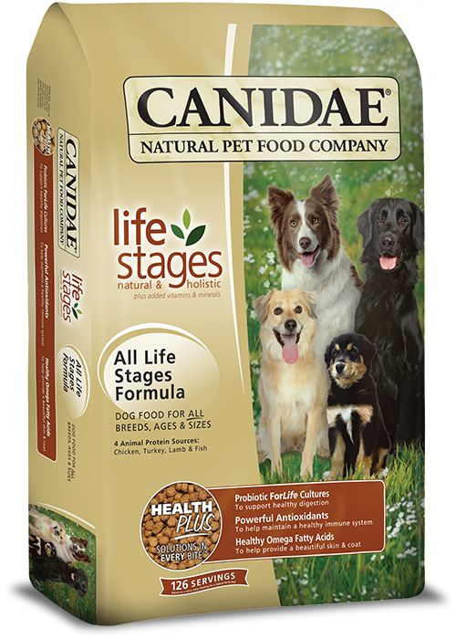 Canidae Canidae® All Life Stage Chicken, Turkey, Lamb & Fish meals Formula Dry Food