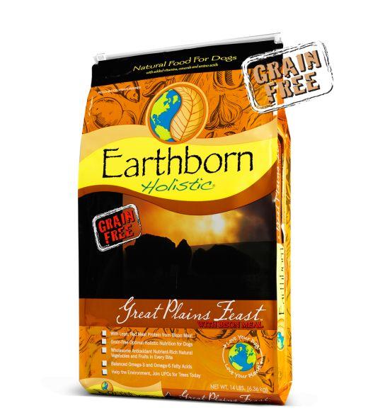 Earthborn Earthborn Grain Free Great Plains Feast
