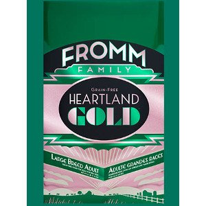 Fromm Fromm Grain Free Heartland Gold Large Breed Adult
