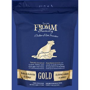 Fromm Fromm Reduced Activity & Senior Gold