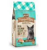 Merrick Merrick Grain Free Cat Purrfect Bistro Real Salmon Adult Recipe