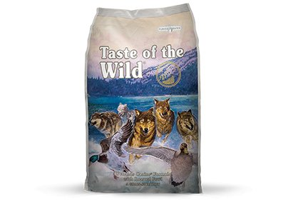 Taste of the Wild Wetlands Canine® Formula with Roasted Fowl