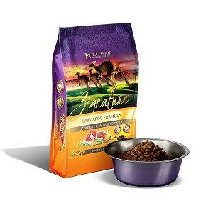 Zignature Zignature Dog Grain Free Kangaroo Formula
