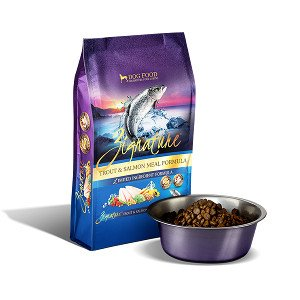 Zignature Zignature Dog Grain Free Trout & Salmon Meal Formula