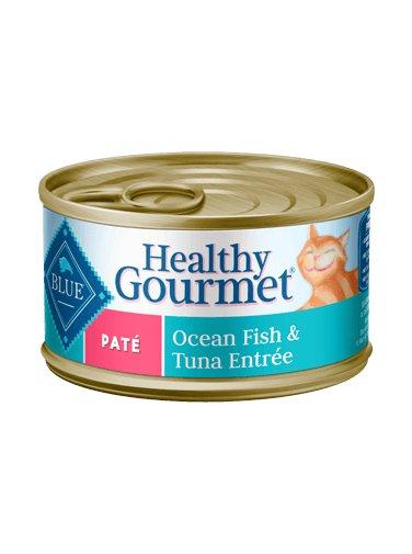 Blue Buffalo Blue Buffalo Cat Ocean Fish Tuna 5Oz. Case of 24