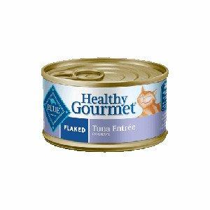Blue Buffalo Blue Healthy Gourmet Flaked Tuna 3Oz. Case of 24
