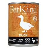 Pet Kind Pet Kind Grain Free Duck Canned Dog 13Oz. Case of 12