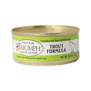 Triumph Triumph Feline Trout 5.5Oz. Case of 24