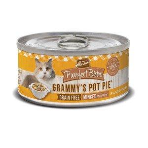 Merrick Merrick Feline Grammys Pot Pie 5.5Oz. Case of 24