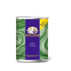 Wellness Wellness Feline Turkey 5.5Oz. Case of 24