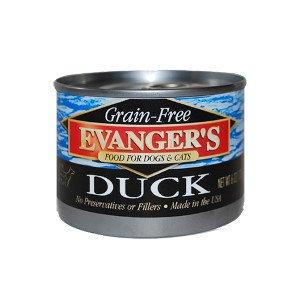 Evangers Evangers Cat Grain Free Duck 6Oz. Case of 24