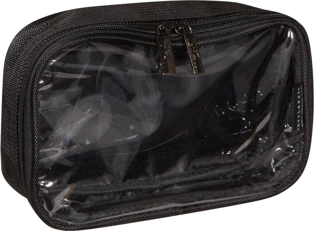 Cosmetic Pouch Small Black