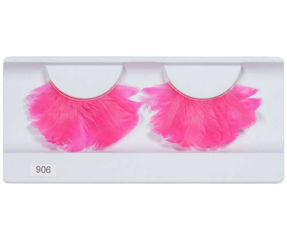 Feather Lashes 906
