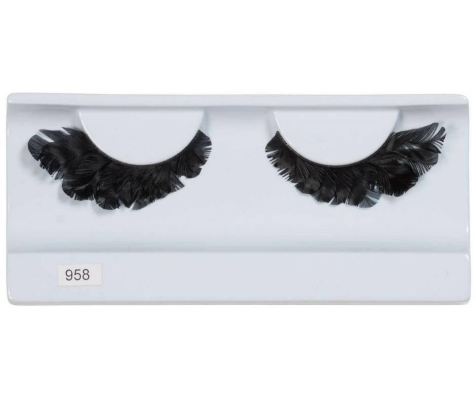 Feather Lashes 958