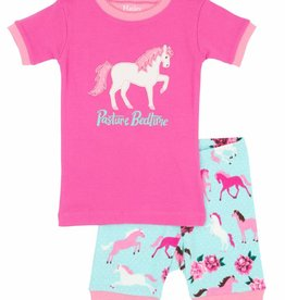 Ponies&Peonies Short Pjs