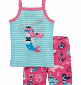 Mermaid Tank Pj Set