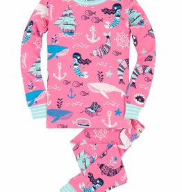 Mermaid Pj Set