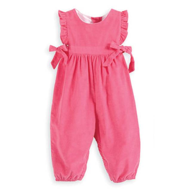 Hot Pink Berkely Overall