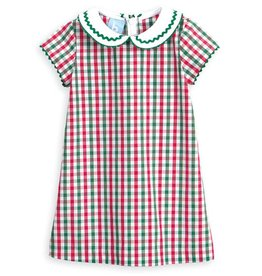 Hattie Dress York Plaid