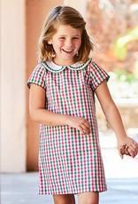 Hattie Dress York Plaid