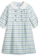 Plaid Eva Dress