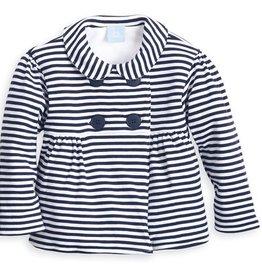 Navy Marquis Coat