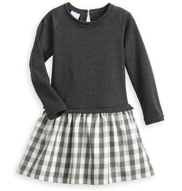 Grey Miriam Dress