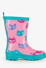 Silly Kitties Rain Boots