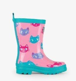 Silly Kitties Rain Boots