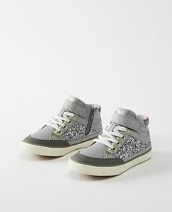 Teo Sliver Sneaker