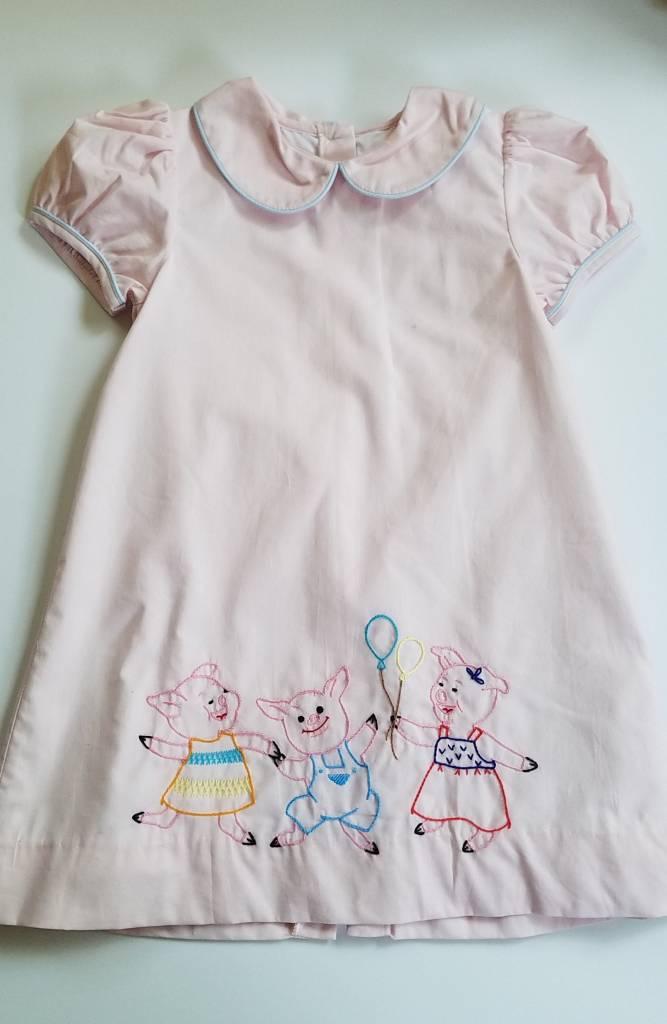 Pink Pig Dress