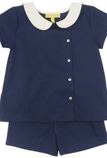 Navy Apron Set