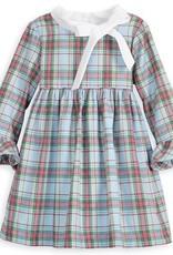 Lafayette Plaid Dress