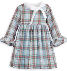 Lafayette Plaid Dress