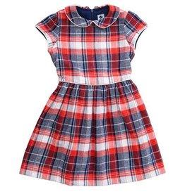 Plaid Anna Dress