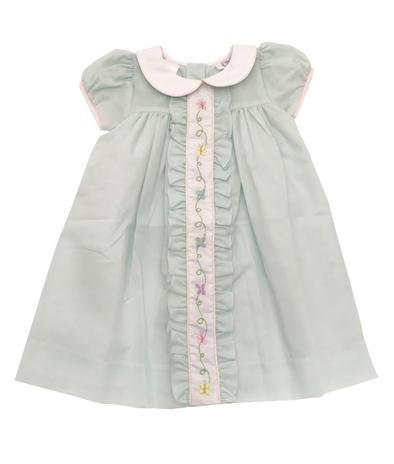 Lulu Bebe Molly Embroidered Dress