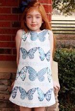 Susanne Lively Butterfly A-Line Dress